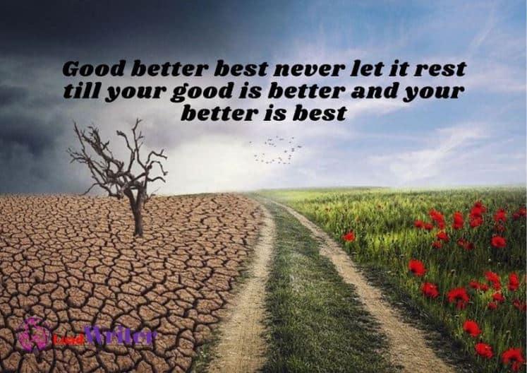 better best motivational quote