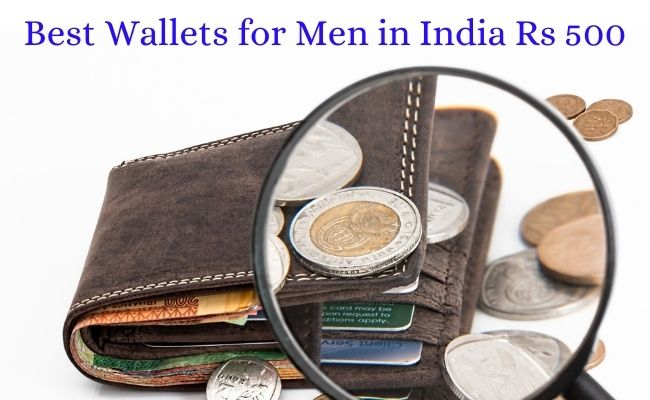 best wallets for men in india