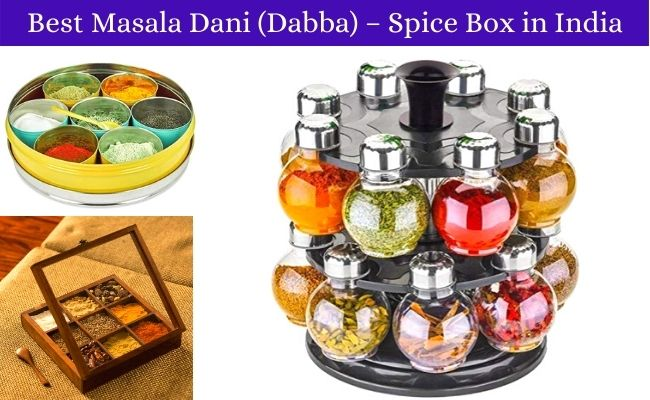 Best Masala Dani Dabba